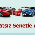 Senetle Araba 2018-2019