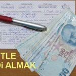Senetle Kredi Başvuru Formu